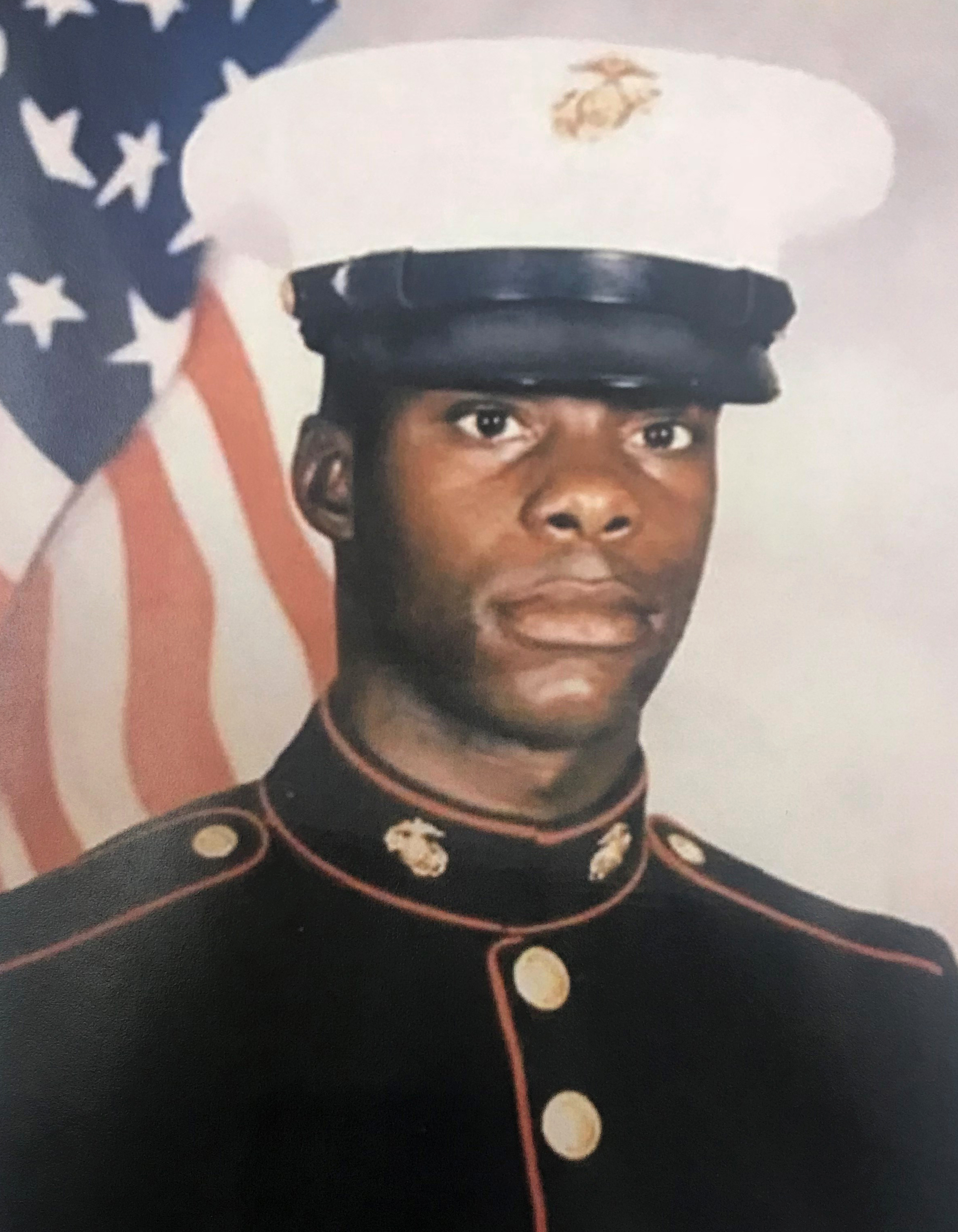Marine Lance Corporal William Hart